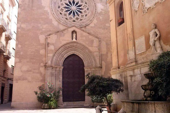 Trapani Chiesa S. Agostino