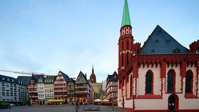 Francoforte Chiesa San Nicola