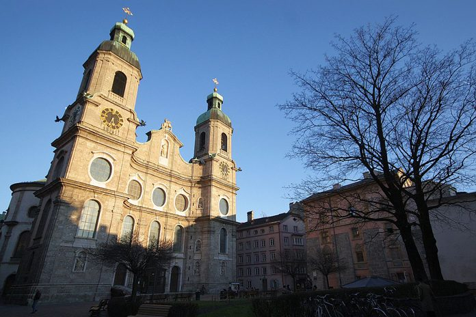 Innsbruck Duomo San Giacomo