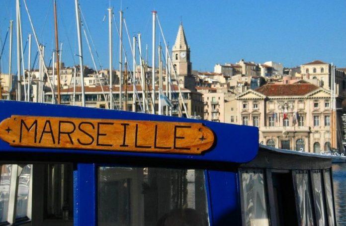 Marsiglia Battello