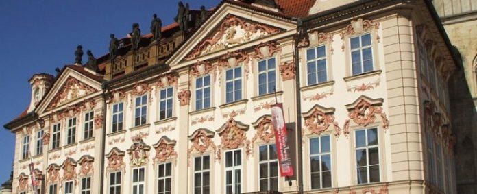 Praga Palazzo Kinsky