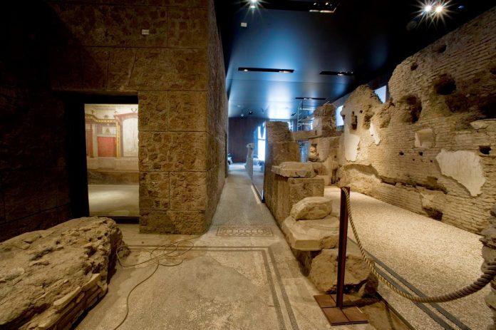 Roma Casa di Augusto
