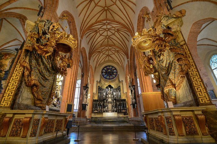 Stoccolma Chiesa di San Nicola