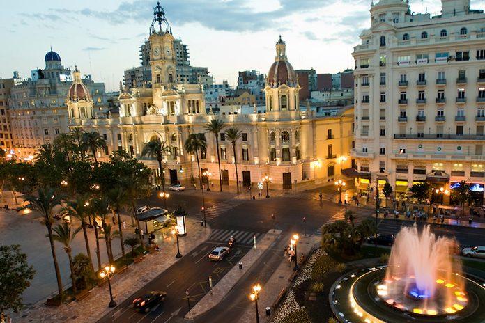 Valencia Ayuntamiento