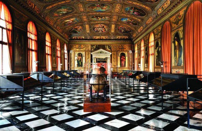 Venezia Biblioteca Marciana