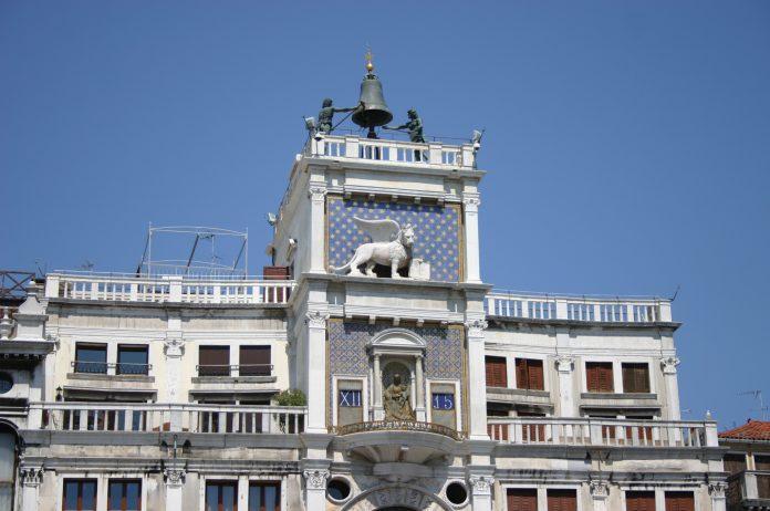 Venezia Torre dell'Orologio