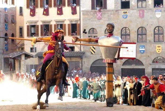 Arezzo Giostra Saracino