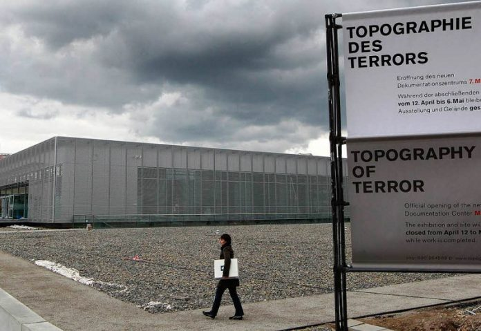 Berlino Topografia del Terrore