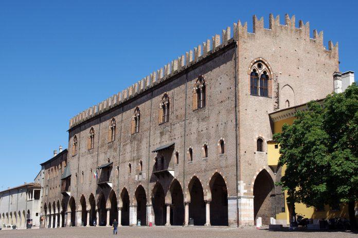 Mantova Palazzo del Capitano