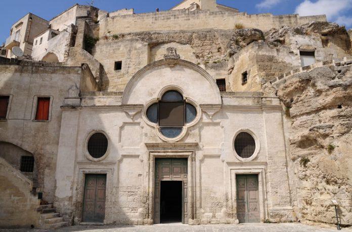 Matera Chiesa San Pietro Barisano
