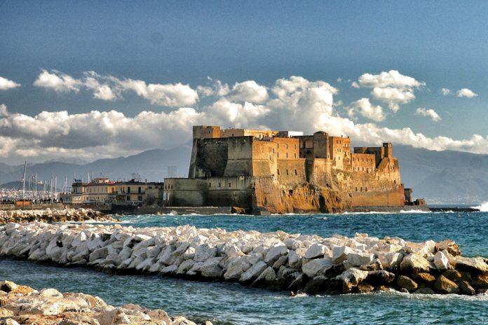 Napoli Castel dell'Ovo