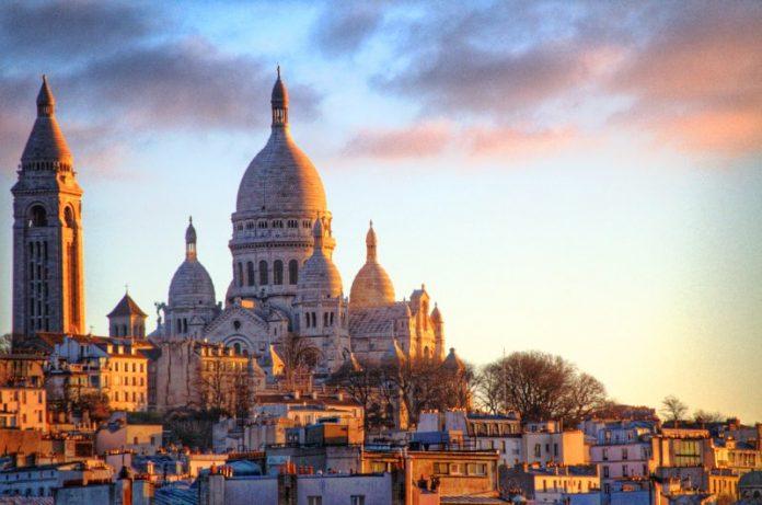 Parigi Sacre Coer