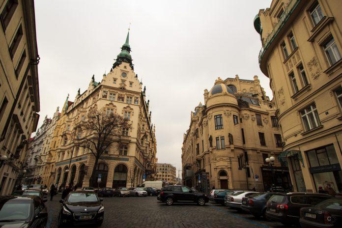 Praga Ghetto Ebraico