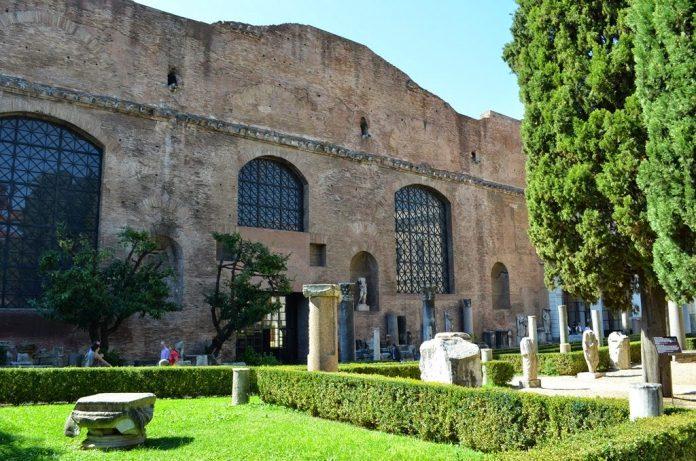Roma Terme di Diocleziano