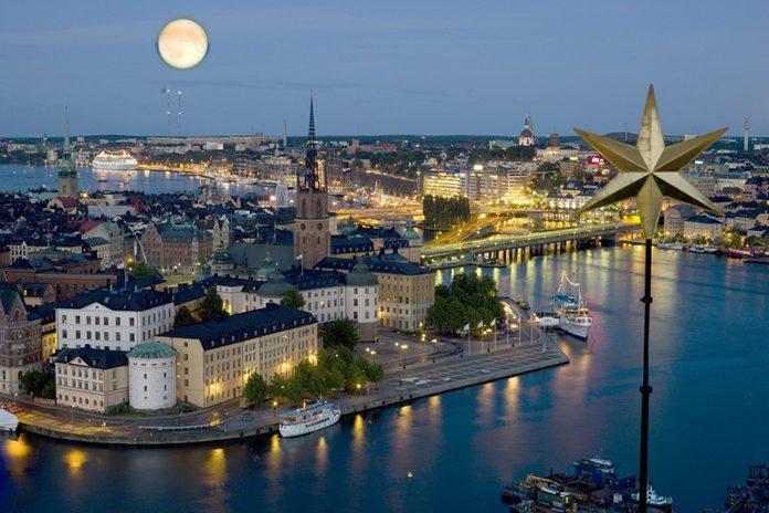 Stoccolma Riddarholmen