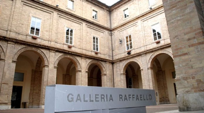 Urbino Collegio Raffaello