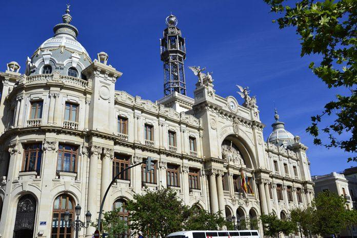 Valencia Palazzo delle Poste