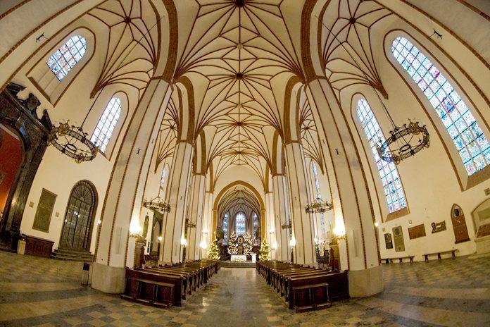 Varsavia Cattedrale San Giovanni Battista