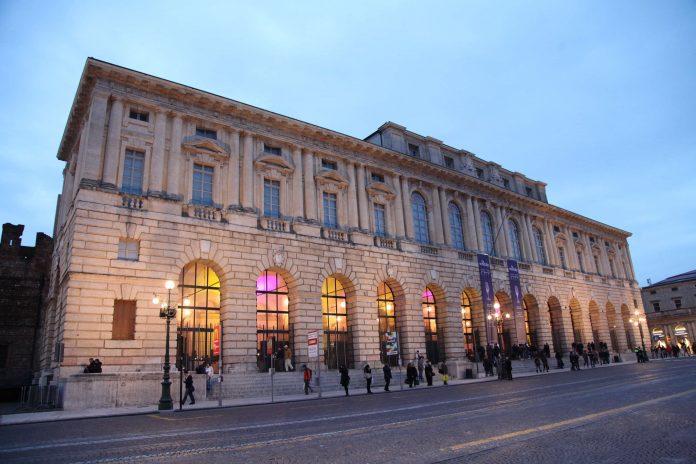 Verona Palazzo della Gran Guardia