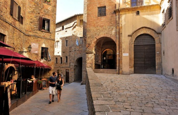 Volterra Centro storico