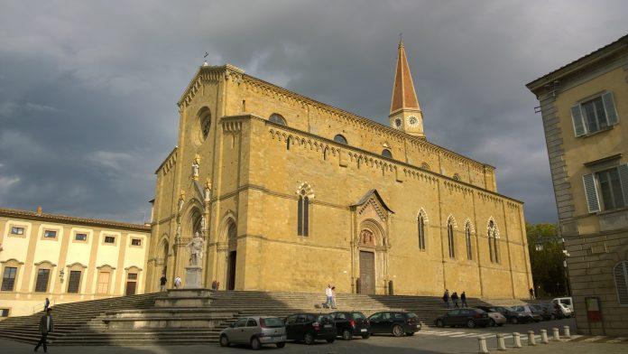 Arezzo Cattedrale dei Santi Pieto e Donato