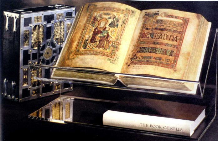 Dublin Book of Kells