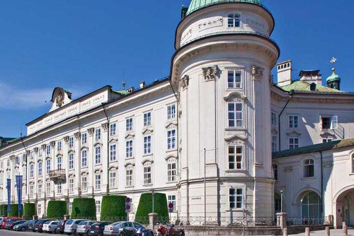 Innsbruck Hofburg