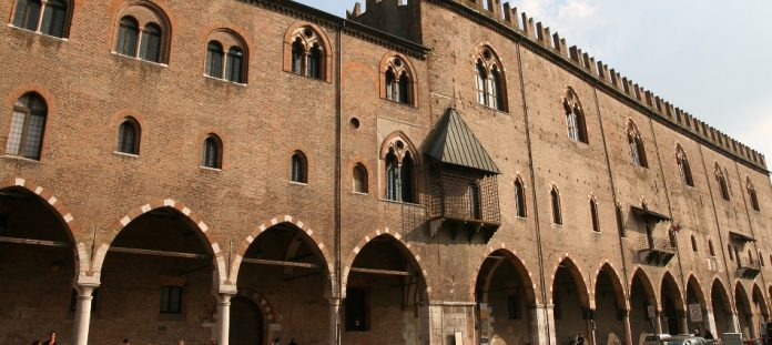 Mantova Palazzo Ducale Magna Domus