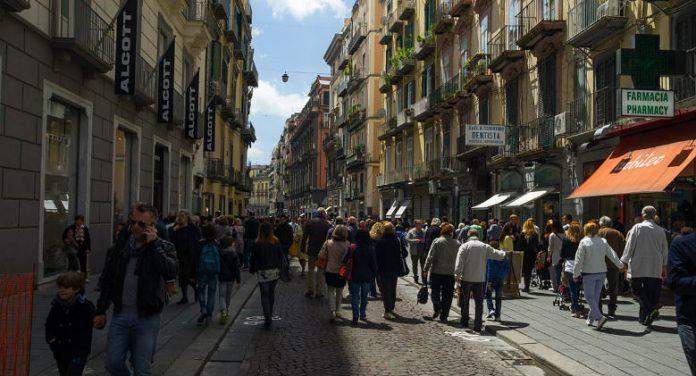 Napoli Via Toledo