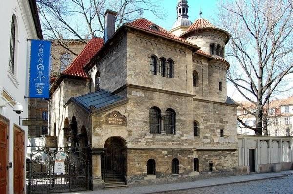Praga Museo Ebraico
