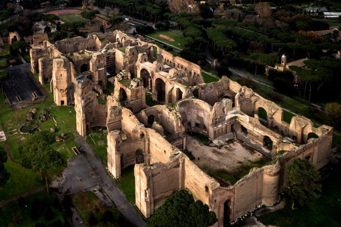 Roma Terme di Caracalla
