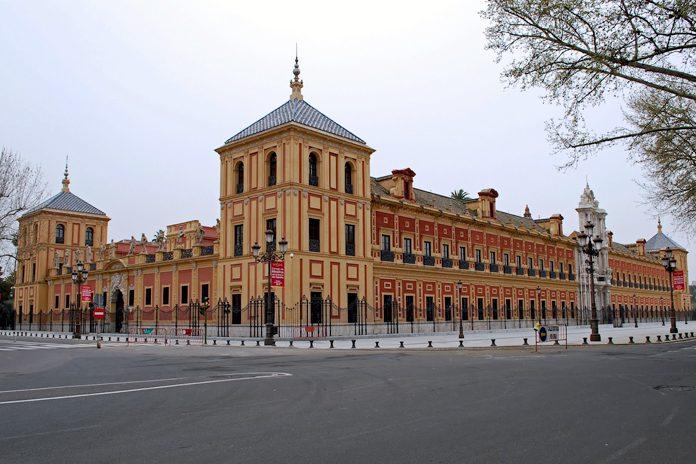 Siviglia Palacio de San Telmo