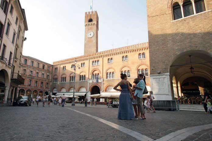 Treviso Piazza Signori