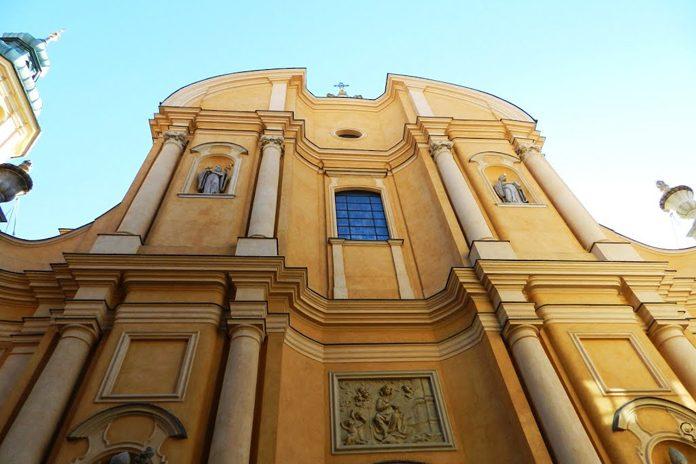 Varsavia Chiesa di San Martino