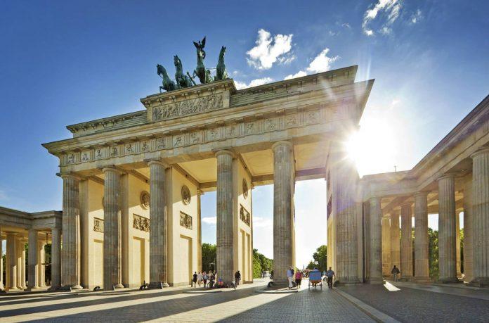 Berlino Porta Brandeburgo