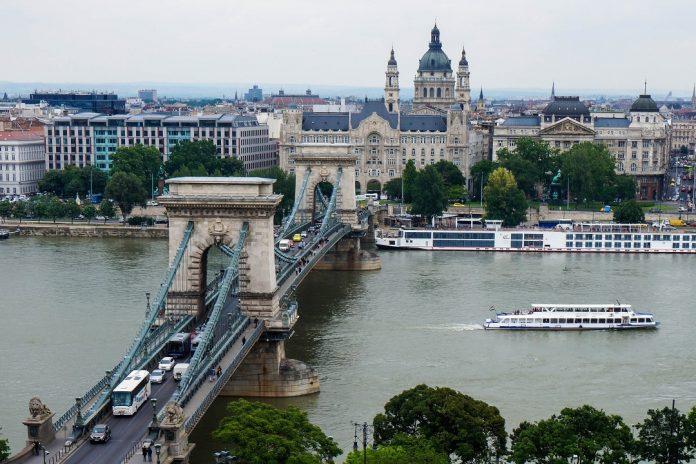 Budapest Quartiere Pest