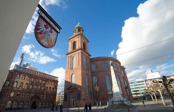 Francoforte Chiesa San Paolo