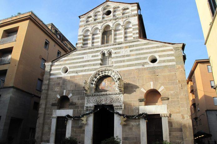 Lucca Chiesa San Giusto