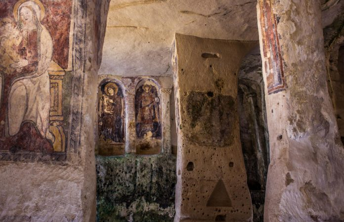 Matera Santa Lucia alle Malve