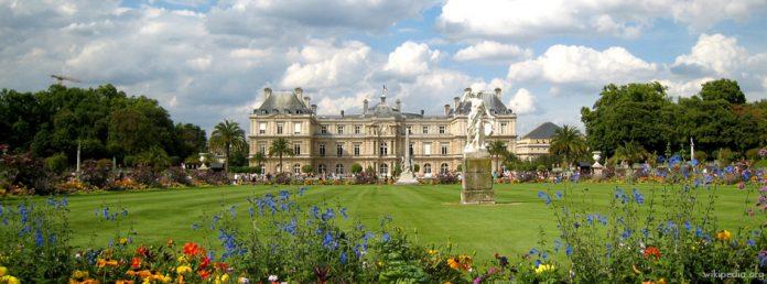 Parigi Jardin du Luxembourg
