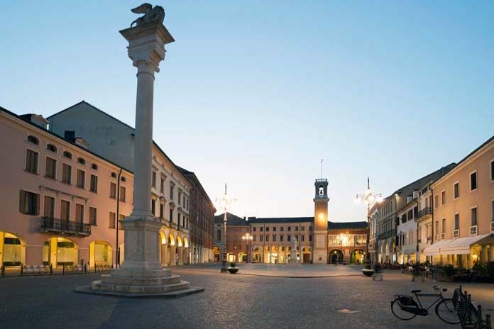 Rovigo - Piazza Vittorio Emanuele