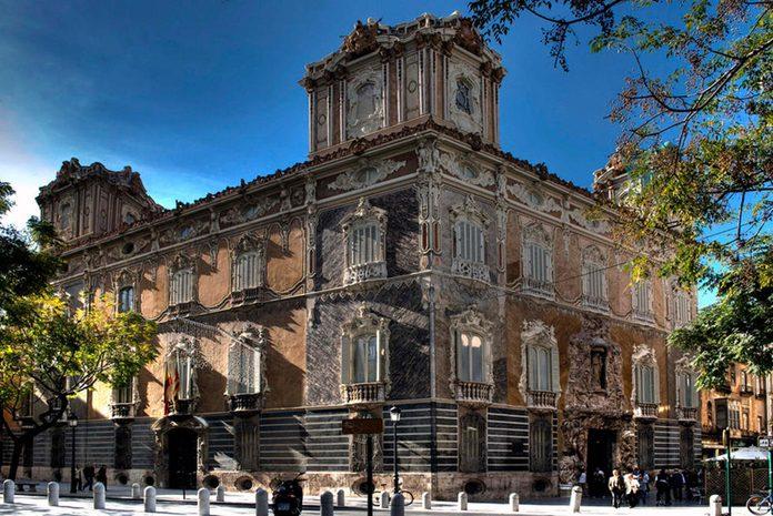Valencia Palacio del Marqués de Dos Aguas