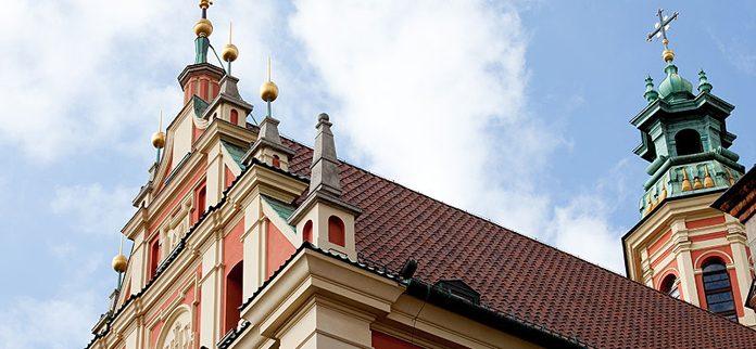 Varsavia Chiesa Nostra Signora della Grazia