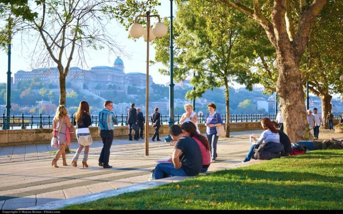 Budapest Danube Promenade