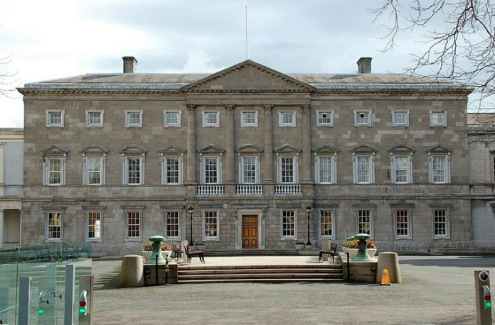 Dublino Leinster House