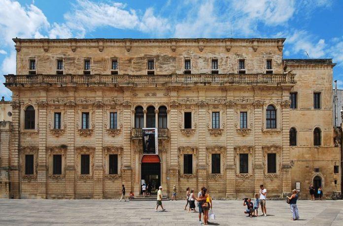 Lecce Palazzo Seminario