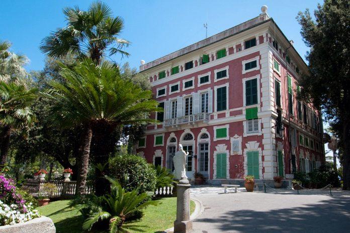 S. Margherita Ligure Villa Durazzo