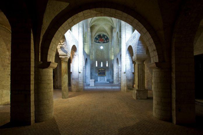 Spoleto Chiesa Sant'Eufemia