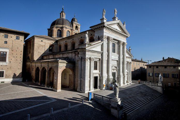 Urbino Duomo di Santa Maria Assunta