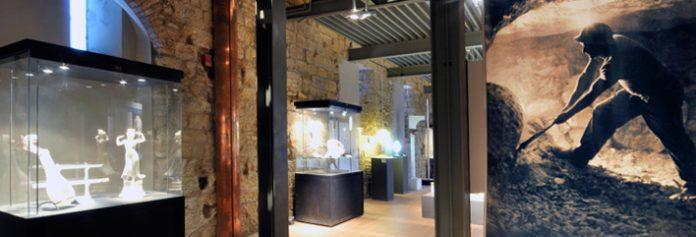 Volterra Museo dell'Alabastro